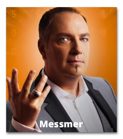 messmer hypnotiseur